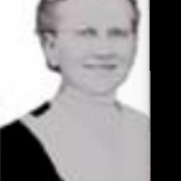 Missionária Mathilda Paulsen